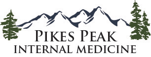 This is an image of the Pikes Peak Internal Medicine logo.